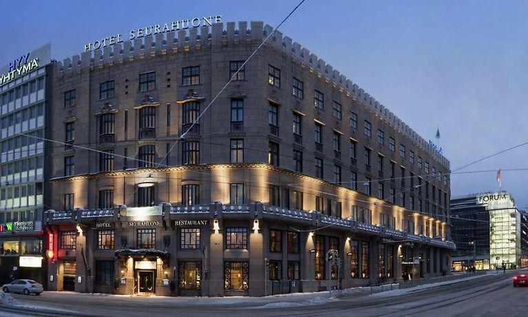 SEURAHUONE HOTEL, HELSINKI - Rates from €153 per Night!